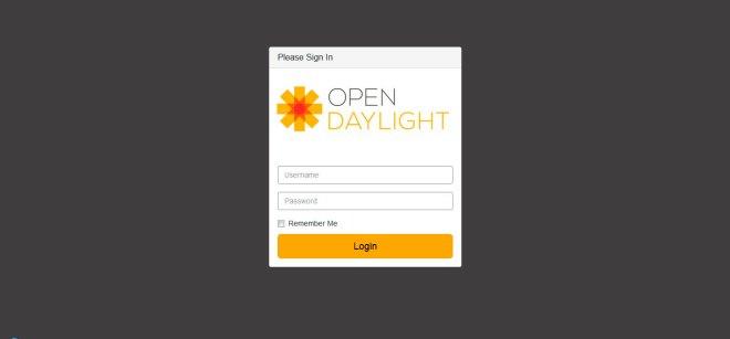OpenDaylight Beryllium DLUX 01