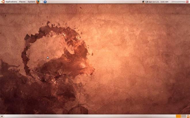 Ubuntu Old Desktop